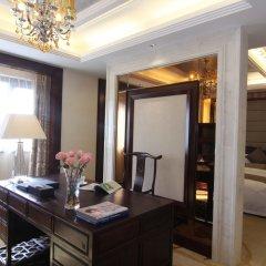 Отель Tang Dynasty West Market Hotel Xian Китай, Сиань - отзывы, цены и фото номеров - забронировать отель Tang Dynasty West Market Hotel Xian онлайн удобства в номере