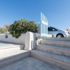 Отель Andromeda Villas Греция, Остров Санторини - 1 отзыв об отеле, цены и фото номеров - забронировать отель Andromeda Villas онлайн парковка