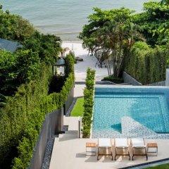 Отель Baan Plai Haad Pattaya by Q Паттайя бассейн фото 2