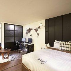 Отель Boutique 9 Южная Корея, Сеул - отзывы, цены и фото номеров - забронировать отель Boutique 9 онлайн комната для гостей фото 3