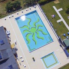 Отель Camping Boschetto Di Piemma Италия, Сан-Джиминьяно - отзывы, цены и фото номеров - забронировать отель Camping Boschetto Di Piemma онлайн бассейн