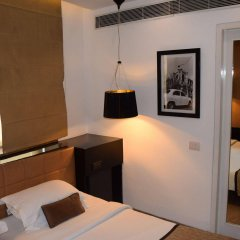 Отель Palace Heights Индия, Нью-Дели - отзывы, цены и фото номеров - забронировать отель Palace Heights онлайн комната для гостей фото 2