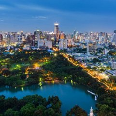 Отель The Duchess Hotel and Residences Таиланд, Бангкок - 2 отзыва об отеле, цены и фото номеров - забронировать отель The Duchess Hotel and Residences онлайн приотельная территория