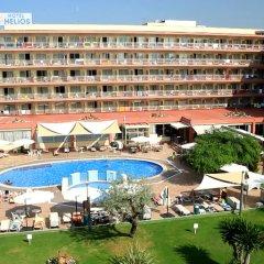 Helios Mallorca Hotel & Apartments балкон