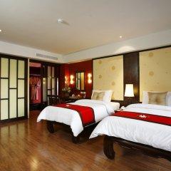 Отель Diamond Cottage Resort And Spa пляж Ката сейф в номере