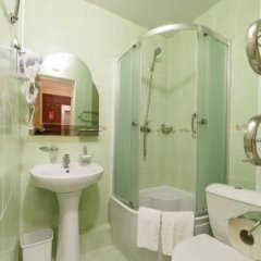 Гостиница Надежда в Анапе отзывы, цены и фото номеров - забронировать гостиницу Надежда онлайн Анапа ванная