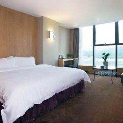 Отель Shen Zhen Ya Yuan Long Jing Hotel Китай, Шэньчжэнь - отзывы, цены и фото номеров - забронировать отель Shen Zhen Ya Yuan Long Jing Hotel онлайн комната для гостей фото 2