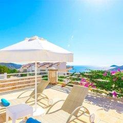 Villa Kiziltas 1 Турция, Калкан - отзывы, цены и фото номеров - забронировать отель Villa Kiziltas 1 онлайн пляж