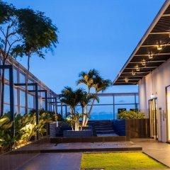 Отель Treetops Pattaya Condominium Паттайя