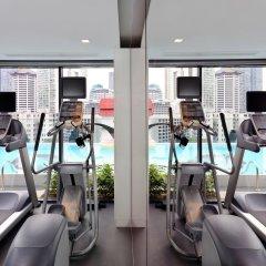 Отель Oakwood Studios Singapore Сингапур, Сингапур - отзывы, цены и фото номеров - забронировать отель Oakwood Studios Singapore онлайн фитнесс-зал