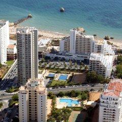 Отель Smartline Club Amarilis Португалия, Портимао - отзывы, цены и фото номеров - забронировать отель Smartline Club Amarilis онлайн пляж