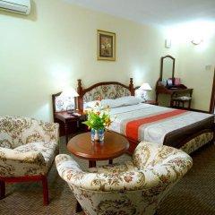 Hoang Ha Hotel сейф в номере