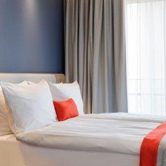 Отель Holiday Inn Express Berlin - Alexanderplatz, an IHG Hotel Германия, Берлин - 3 отзыва об отеле, цены и фото номеров - забронировать отель Holiday Inn Express Berlin - Alexanderplatz, an IHG Hotel онлайн комната для гостей фото 3