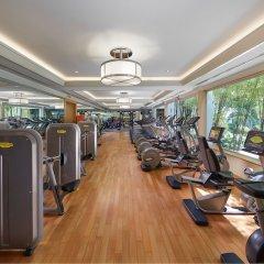 Отель Mandarin Oriental Bangkok Бангкок фитнесс-зал фото 4
