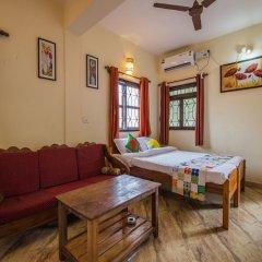 Апартаменты OYO 13360 Home Studio Morjim Beach Гоа