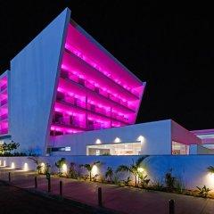 Отель Tasia Maris Seasons Hotel - Adults Only Кипр, Айя-Напа - 1 отзыв об отеле, цены и фото номеров - забронировать отель Tasia Maris Seasons Hotel - Adults Only онлайн вид на фасад