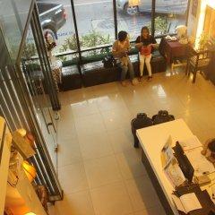Отель Must Sea Бангкок интерьер отеля