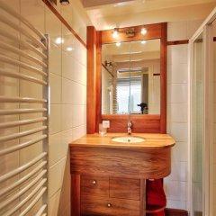 Апартаменты Luxury apartment - garden access Monceau ванная фото 2