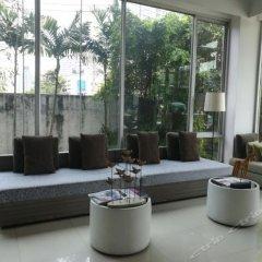 Отель The Mini R Ratchada Hotel Таиланд, Бангкок - отзывы, цены и фото номеров - забронировать отель The Mini R Ratchada Hotel онлайн гостиничный бар