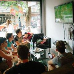 Everyday Bangkok Hostel Бангкок гостиничный бар