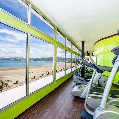 Отель Marina Bay Марокко, Танжер - отзывы, цены и фото номеров - забронировать отель Marina Bay онлайн фитнесс-зал фото 2