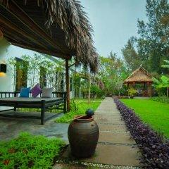 Отель An Bang Garden Homestay фото 7