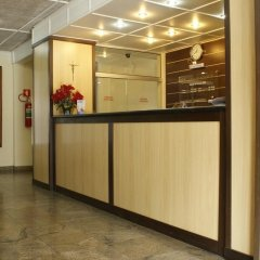 Отель Antico Plaza Hotel Бразилия, Таубате - отзывы, цены и фото номеров - забронировать отель Antico Plaza Hotel онлайн интерьер отеля