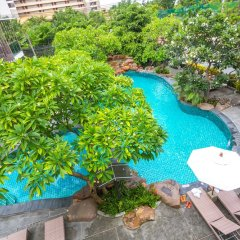 Отель Prima Villa Hotel Таиланд, Паттайя - 11 отзывов об отеле, цены и фото номеров - забронировать отель Prima Villa Hotel онлайн бассейн фото 3