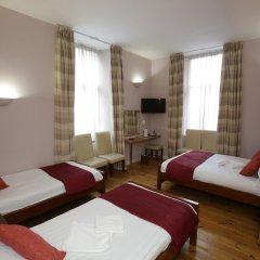 Отель The Merchant City Inn Великобритания, Глазго - отзывы, цены и фото номеров - забронировать отель The Merchant City Inn онлайн комната для гостей фото 4