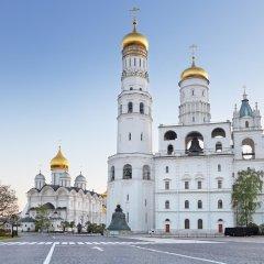 UgolOK on Chistye Prudy Hotel Москва парковка