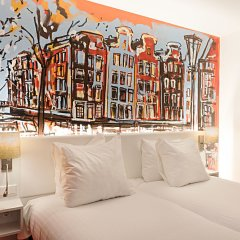 WestCord Art Hotel Amsterdam** комната для гостей фото 2