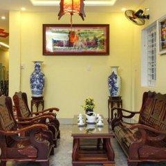 Отель Champa Hoi An Villas интерьер отеля
