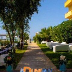 Отель Le Dune Blu Resort Сан-Фердинандо парковка