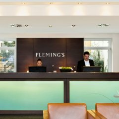 Отель Fleming's Conference Hotel Wien Австрия, Вена - 8 отзывов об отеле, цены и фото номеров - забронировать отель Fleming's Conference Hotel Wien онлайн интерьер отеля