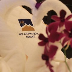 Отель Hoi An Phu Quoc Resort ванная