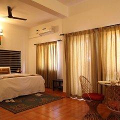 Отель Alegria - The Goan Village комната для гостей фото 3