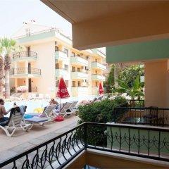 Отель Club Palm Garden Keskin Мармарис балкон