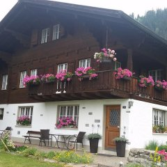 Отель Gstaad - Amazing Lake Chalet фото 4