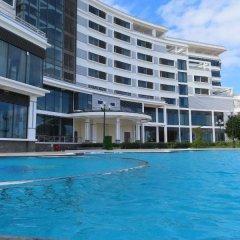Navy Hotel Cam Ranh Камрань бассейн