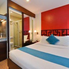 Отель iCheck inn Regency Chinatown Таиланд, Бангкок - отзывы, цены и фото номеров - забронировать отель iCheck inn Regency Chinatown онлайн комната для гостей фото 2
