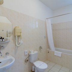 Отель Penzion Villa Hofman Чехия, Карловы Вары - отзывы, цены и фото номеров - забронировать отель Penzion Villa Hofman онлайн ванная