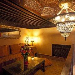 Отель Palais Sheherazade & Spa Марокко, Фес - отзывы, цены и фото номеров - забронировать отель Palais Sheherazade & Spa онлайн интерьер отеля