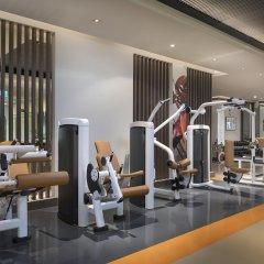 Отель Anantara Riverside Bangkok Resort Таиланд, Бангкок - отзывы, цены и фото номеров - забронировать отель Anantara Riverside Bangkok Resort онлайн фитнесс-зал