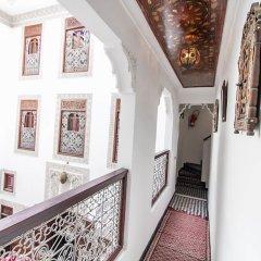Отель Riad dar Chrifa Марокко, Фес - отзывы, цены и фото номеров - забронировать отель Riad dar Chrifa онлайн балкон