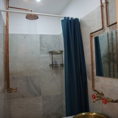 Malevich hostel ванная фото 2