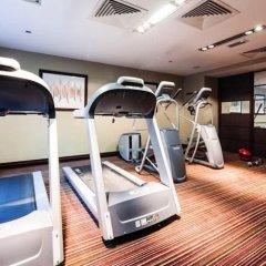Отель NH London Kensington фитнесс-зал фото 2