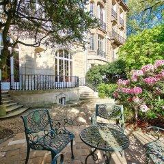 Апартаменты Luxury apartment - garden access Monceau фото 2