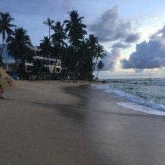 Отель Saaketha House Шри-Ланка, Пляж Golden Mile - отзывы, цены и фото номеров - забронировать отель Saaketha House онлайн пляж