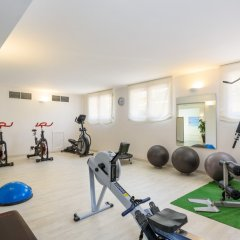 Отель Menorca Patricia Испания, Сьюдадела - отзывы, цены и фото номеров - забронировать отель Menorca Patricia онлайн фитнесс-зал фото 2