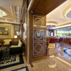 Отель SIMPLON Бавено интерьер отеля